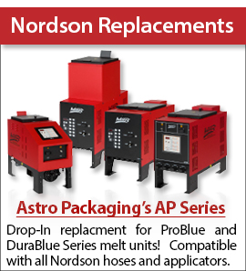 Nordson Compatible Hot Melt Systems