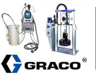 Shop for Graco drum unloaders or the InvisiPac with tankless melt design