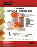 Hot Melt Headaches?