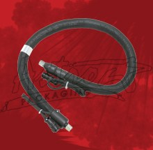 Heated Hoses for Hot Melt Applications